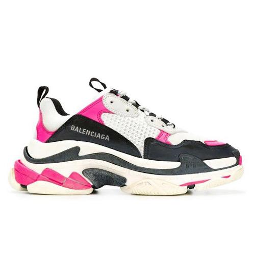 Balenciaga Triple S imitacion Balenciaga FiLA Zapatos